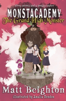 The Grand High Monster, Paperback / softback Book
