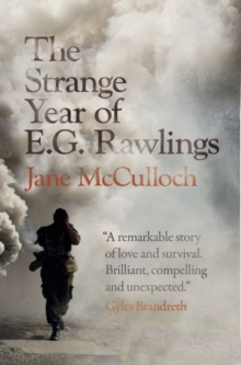 The Strange Year of E.G. Rawlings, Hardback Book