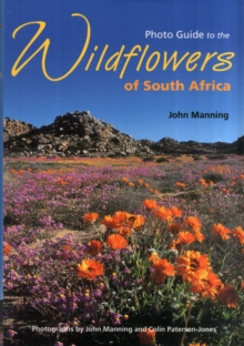 Photo guide to the wildflowers of South Africa, Paperback Book
