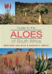 Guide to the aloes of South Africa, Hardback Book