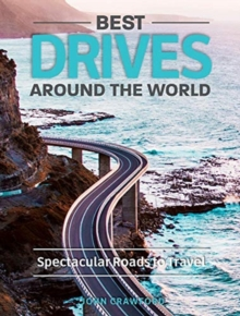 BEST DRIVES AROUND THE WORLD, Paperback Book