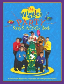 The Wiggles Party : Song and Activity Book, Paperback Book