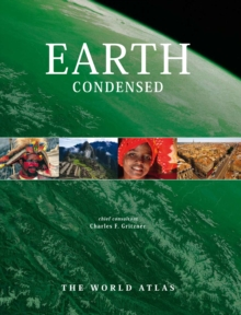 Earth Condensed : The World Atlas, Hardback Book