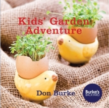 Kids' Garden Adventure, Hardback Book
