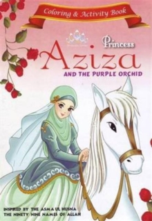 Princess Aziza and the Purple Orchid Activity Book, Paperback / softback Book
