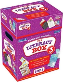 The Literacy Box 2, Cards Book
