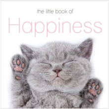 The Little Book of Happiness, Hardback Book