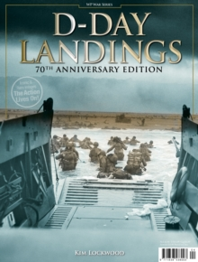 D-Day Landings : 70th Anniversary Edition, Paperback Book