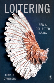 Loitering : New & Collected Essays, Paperback Book