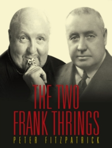 Two Frank Thrings, Paperback / softback Book