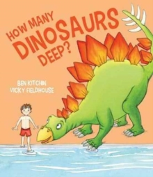 HOW MANY DINOSAURS DEEP?, Hardback Book