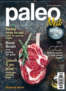 Paleo - Meat, Paperback / softback Book