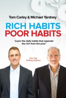 Rich Habits Poor Habits, Paperback / softback Book