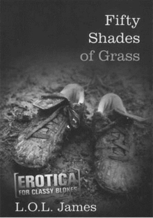 Fifty Shades of Grass, Paperback / softback Book