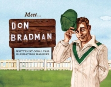 Meet... Don Bradman, Hardback Book