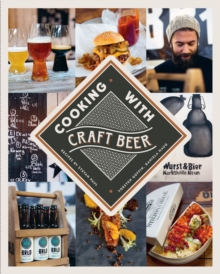 Cooking with Craft Beer, Hardback Book