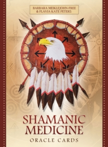 Shamanic Medicine Oracle Cards, Mixed media product Book