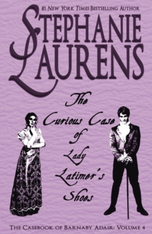 The Curious Case of Lady Latimer's Shoes, Paperback / softback Book