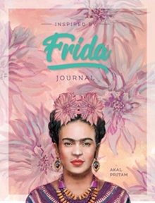 Inspired by Frida Journal, Diary Book