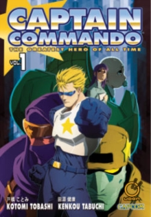 Captain Commando Volume 1, Paperback / softback Book