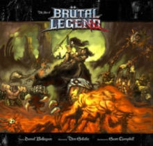 The Art of Brutal Legend, Hardback Book