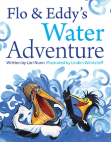 Flo & Eddy's Water Adventure, Paperback Book