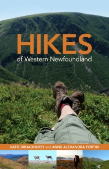 Hikes of Western Newfoundland, Paperback Book