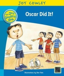 Oscar Did It! : Oscar the Little Brother, Guided Reading Level 7, Big book Book