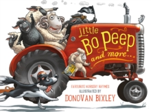 Little Bo Peep and More : Favourite Nursery Rhymes, Board book Book