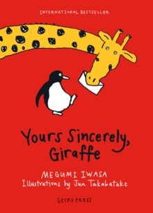 Yours Sincerely, Giraffe, Paperback Book