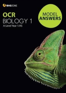 OCR Biology 1 Model Answers, Paperback Book