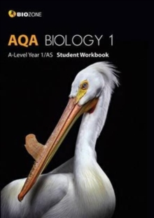 AQA Biology 1 A-Level 1/AS : Student Workbook, Paperback Book