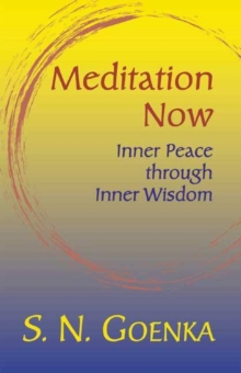 Meditation Now, Paperback Book