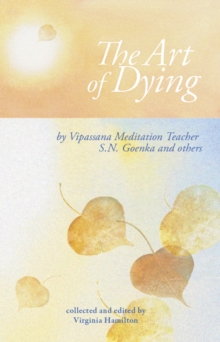 The Art of Dying, Paperback Book