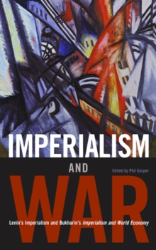 Imperialism And War, Paperback / softback Book