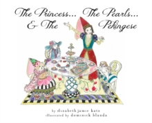 The Princess...the Pearls...and the Pekingese, Hardback Book