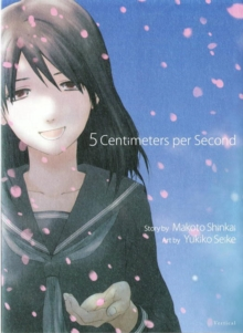 5 Centimeters Per Second, Paperback / softback Book