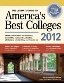 The Ultimate Guide to America's Best Colleges 2012, Paperback / softback Book