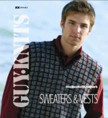 Guy Knits: Sweaters & Vests, Paperback / softback Book