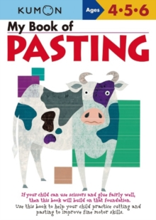 My Book Of Pasting - Us Edition, Paperback / softback Book