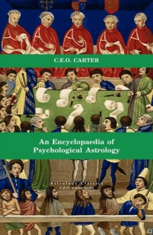 Encyclopaedia of Psychological Astrology, Paperback / softback Book