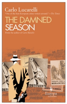 The Damned Season, Paperback Book