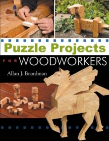Puzzle Projects for Woodworkers, Paperback / softback Book