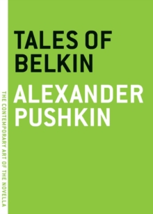 Tales Of Belkin, Paperback Book