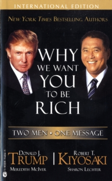 We Want You to be Rich : Two Men - One Message, Paperback Book