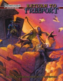 Return to Freeport : An Adventure Series for the Pathfinder RPG, Paperback / softback Book
