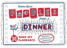 Doodle Placemats, Paperback / softback Book
