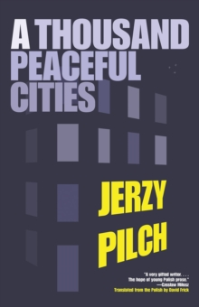 A Thousand Peaceful Cities, Paperback / softback Book