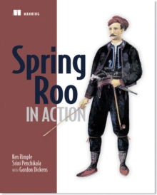 Spring Roo in Action, Paperback / softback Book