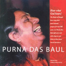Purna Das Baul CD : Songs of God from the World Music Legend, CD-Audio Book